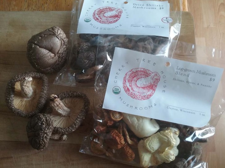 dried mushrooms 1sm